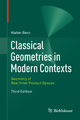 Classical Geometries in Modern Contexts - Walter Benz