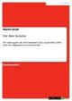 Die Akte Kunduz - Martin Boldt