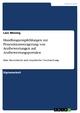 Handlungsempfehlungen zur Penetrationssteigerung von Arztbewertungen auf Arztbewertungsportalen - Lars Missing