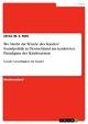Wo bleibt die Würde des Kindes? Sozialpolitik in Deutschland am konkreten Paradigma der Kinderarmut - Ulrike M. S. Röhl