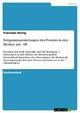 Ereignisinszenierungen des Protests in den Medien um ´68 - Franziska Ehring