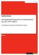Die Regionale Integration in Lateinamerika seit den 90-er Jahren - Aurélie Nerzic
