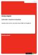 Liberales Staatsverständnis - Georg Langner