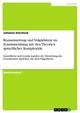 Romanisierung und Vulgärlatein im Zusammenhang mit den Theorien sprachlicher Komplexität - Johanna Eierstock