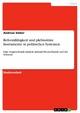 Reformfähigkeit und plebiszitäre Instrumente in politischen Systemen - Andreas Sieber