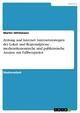 Zeitung und Internet: Internetstrategien der Lokal- und Regionalpresse - medienökonomische und publizistische Ansätze mit Fallbeispielen - Martin Höfelmann