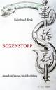 Boxenstopp - Reinhard Berk