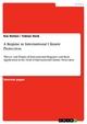 A Regime in International Climate Protection - Kai Nehen; Tobias Heck