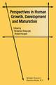 Perspectives in Human Growth, Development and Maturation - Parasmani Dasgupta; Roland C. Hauspie