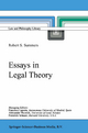Essays in Legal Theory - Robert Summers