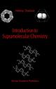Introduction to Supramolecular Chemistry - Helena Dodziuk