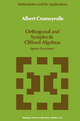 Orthogonal and Symplectic Clifford Algebras - A. Crumeyrolle