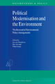 Political Modernisation and the Environment - Jan Van Tatenhove; Bas Arts; P. Leroy