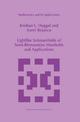 Lightlike Submanifolds of Semi-Riemannian Manifolds and Applications - Krishan L. Duggal; Aurel Bejancu
