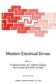 Modern Electrical Drives - H. Bulent Ertan; M.Yildirim Uctug; Ron Colyer; Alfio Consoli