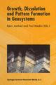 Growth, Dissolution and Pattern Formation in Geosystems - B. Jamtveit; P. Meakin