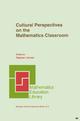 Cultural Perspectives on the Mathematics Classroom - Steve Lerman