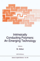 Intrinsically Conducting Polymers: An Emerging Technology - M. Aldissi