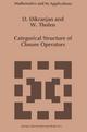 Categorical Structure of Closure Operators - D. Dikranjan; Walter Tholen