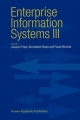 Enterprise Information Systems III - Joaquim Filipe; B. Sharp; Paula Miranda