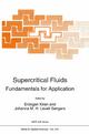 Supercritical Fluids - Erdogan Kiran; Johanna M.H.Levelt Sengers
