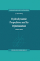 Hydrodynamic Propulsion and Its Optimization - J. A. Sparenberg