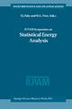 IUTAM Symposium on Statistical Energy Analysis - F.J. Fahy; W.G. Price