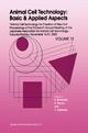 Animal Cell Technology: Basic & Applied Aspects - Sanetaka Shirahata; Kiichiro Teruya; Yoshinori Katakura