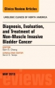 Diagnosis, Evaluation, and Treatment of Non-Muscle Invasive Bladder Cancer: An Update, an Issue of Urologic Clinics