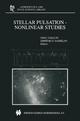 Stellar Pulsation - Nonlinear Studies - Mine Takeuti; Dimitar D. Sasselov