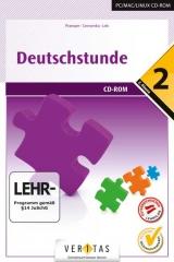 Deutschstunde 2 neu das sprachbuch cd rom el von for Wolfgang pramper