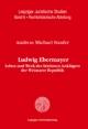 Ludwig Ebermayer - Andreas Michael Staufer