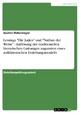 Lessings 'Die Juden' und 'Nathan der Weise' - Auflösung der traditionellen literarischen Gattungen zugunsten eines aufklärerischen Erziehungsmodells - Jasmin Ostermeyer
