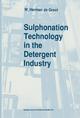 Sulphonation Technology in the Detergent Industry - W.Herman De Groot