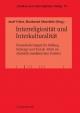 Interreligiosität und Interkulturalität - Josef Freise;  Mouhanad Khorchide (Hrsg.)