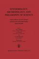Epistemology, Methodology, and Philosophy of Science - Wilhelm K. Essler; H. Putnam; Wolfgang Stegmuller