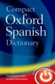 9780199663309 - Oxford Dictionaries: Compact Oxford Spanish Dictionary - Книга