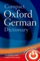 9780199663125 - Oxford Dictionaries: Compact Oxford German Dictionary - Книга