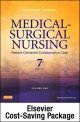 Medical-Surgical Nursing - Two-Volume Text and Clinical Decision Making Study Guide Revised Reprint Package