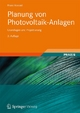 Planung von Photovoltaik-Anlagen