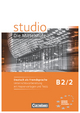 studio: Die Mittelstufe / B2: Band 2 - Unterrichtsvorbereitung mit Kopiervorlagen und Tests