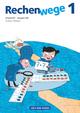 Rechenwege - Süd - Aktuelle Ausgabe - 1. Schuljahr - Mandy Fuchs; Wolfgang Grohmann; Friedhelm Käpnick; Elke Mirwald; Angelika Möller; Petra Müller; Christine Münzel; Friedhelm Käpnick