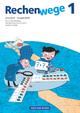 Rechenwege - Nord - Aktuelle Ausgabe / 1. Schuljahr - Arbeitsheft - Mandy Fuchs; Wolfgang Grohmann; Friedhelm Käpnick; Elke Mirwald; Angelika Möller; Petra Müller; Christine Münzel; Friedhelm Käpnick