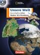Unsere Welt - Grundschulatlas - Baden-Württemberg / Atlas mit Hör-CD