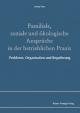 Familiale, soziale und ökologische Ansprüche in der betrieblichen Praxis - Jenna Voss