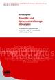 Prosodie und Sprachentwicklungsstörungen - Markus Spreer