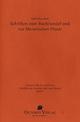 Schriften zum Buchhandel und zur literarischen Praxis - Karl Gutzkow