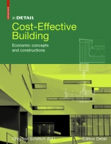 cost effective building von christian schittich isbn 978