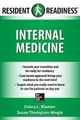 Resident Readiness Internal Medicine - Debra L. Klamen; Susan Thompson Hingle