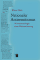 Nationaler Antisemitismus - Klaus Holz